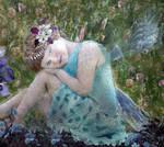 Garden Fairy  by LindArtz