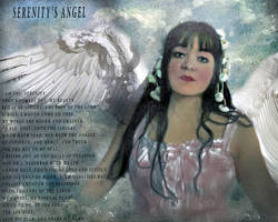 Serenity's Angel  by LindArtz