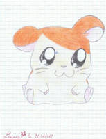 Hamtaro by erza51rock