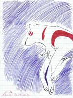 Okami by erza51rock