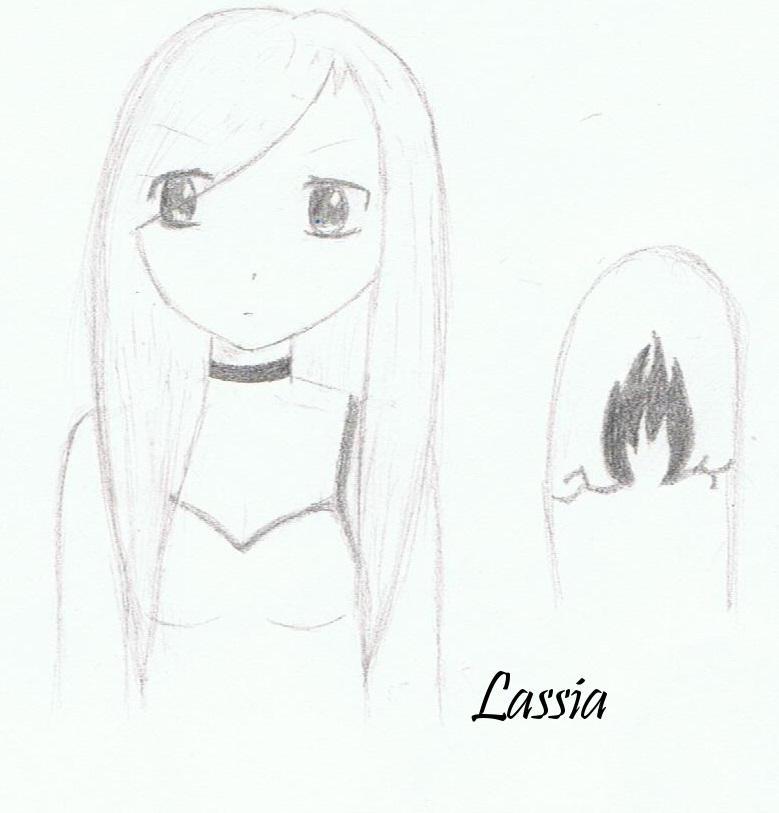 Manga girl + mark by erza51rock