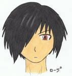 Portrait manga boy [colors] by erza51rock