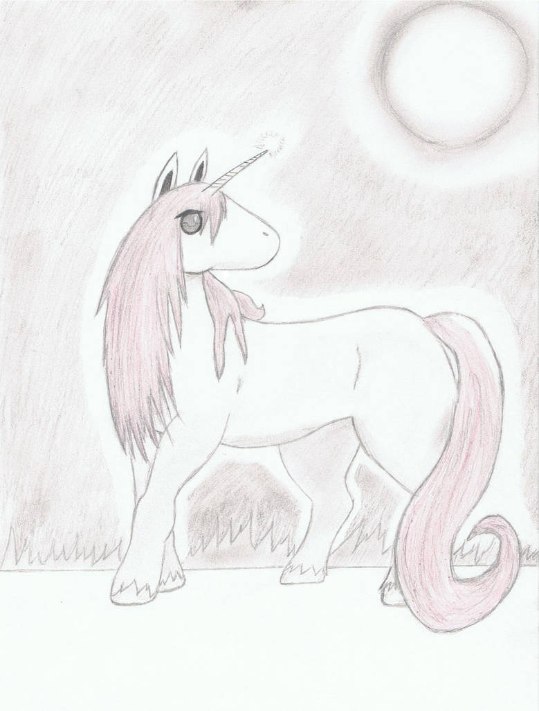 Licorne/Unicorne by erza51rock