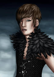 Kevin from Ukiss by oishii-tomato
