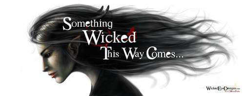 Something Wicked - Black by MelissaFindley