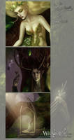 In the Twilight Court-Details by MelissaFindley