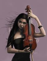 Violince by MelissaFindley