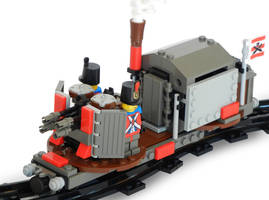 Narrow-Gauge Steam Railcraft Mk. LXXIII by RRaillery