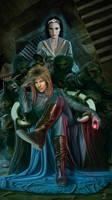 Return To Labyrinth-FanArt by VladislavPANtic