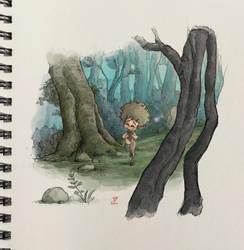 Happy Little Nuk by VladislavPANtic