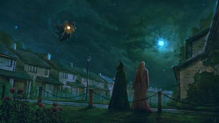 Harry Potter and the Philosopher's Stone-FanArt-01 by VladislavPANtic