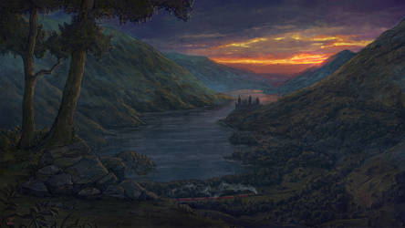 Harry Potter and the Philosopher's Stone-FanArt by VladislavPANtic