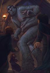 Harry Potter and the Philosopher's Stone-FanArt-10 by VladislavPANtic