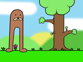 Gondola in a park by CvH9000
