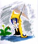 Ohuhu - Rainy the Rain by ShuraMune-Sonic