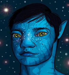 Me Avatar by nikotem