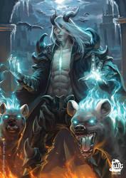 Control of The Darkness by wisnutan
