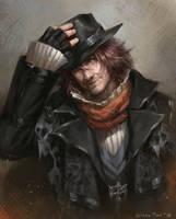 Ardyn Izunia FF XV: Kingsglaive by wisnutan