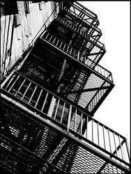 stairs by muntenia