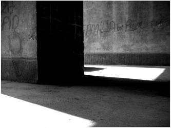 architectural shadows by muntenia