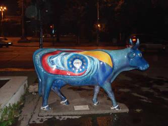 Vaca..........europeana by muntenia