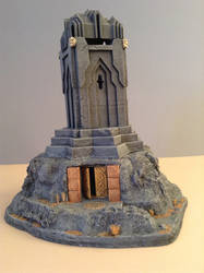 Dwarf Tower - by clevella