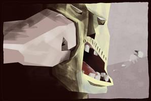 Face Punch by kieguru