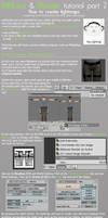 XNALara + Blender - Lightmaps by xXxImNotOkayxXx