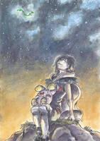 Seeking For the Lost by Yamashita-akaDoragon