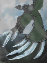 Anivia - Earth Rune Skin by Jerhaia-Tsukikitsune