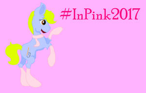 #InPink2017 by SummerSketch-MLP