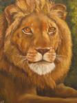 Aslan by Legrandzilla