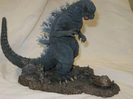 Godzilla Returns by Legrandzilla