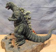 Godzilla 54 profile by Legrandzilla