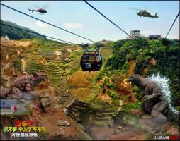 GMK Favorite Battle! by Legrandzilla