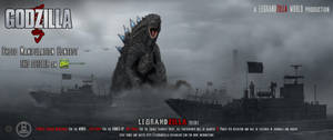 Godzilla 2014 Photo Manip Contest By Innocentovia by Legrandzilla