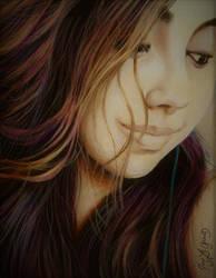 Andrea Vanessa 2 by Legrandzilla