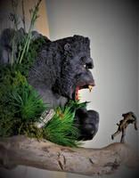 King Kong Wall Hanger Video is Up! by Legrandzilla