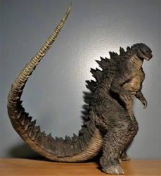 Tanaka Godzilla 2014 Commission 5 by Legrandzilla