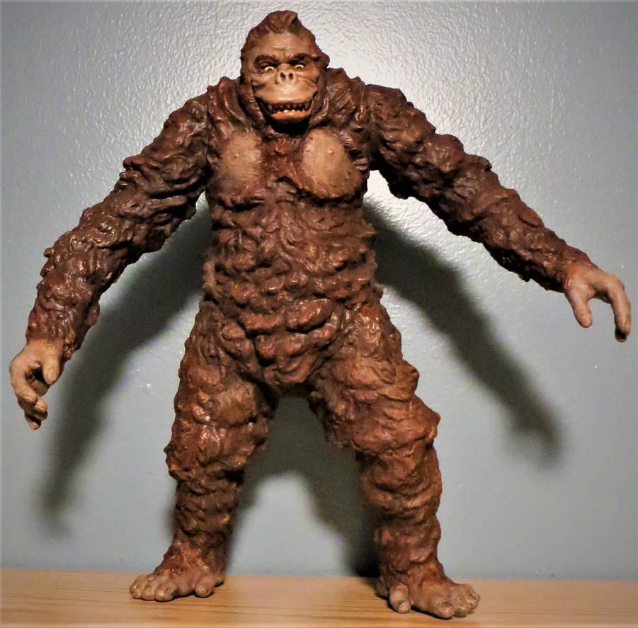 Billiken 62 King Kong by Legrandzilla