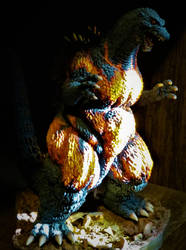 Godzilla is Lit! by Legrandzilla