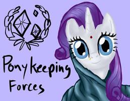 Ponykeeping Forces (Pony Centauri) by Arrkhal