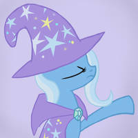 The Great and Powerful Trixie by Arrkhal
