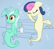Seriously, Lyra? by Arrkhal