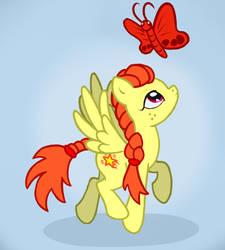 Pony Horsie [commission] by Arrkhal