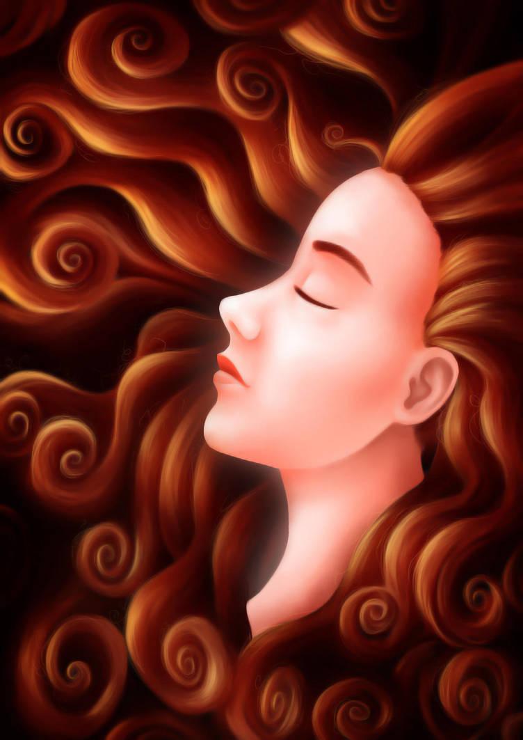 Let Sleeping Dragons Lie by Lunarye