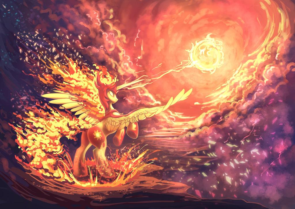 Daybreaker by DragonAtaxia