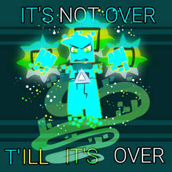 T'ILL IT'S OVER by mathonwys