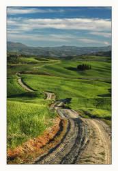 Dreamy way to tuscany by Ondadiluce