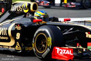 B. Senna 1 by luis75